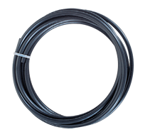 Professional System Components black tubing