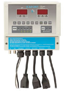 Digital pH/Dual ORP/FAC (ppm) Controller